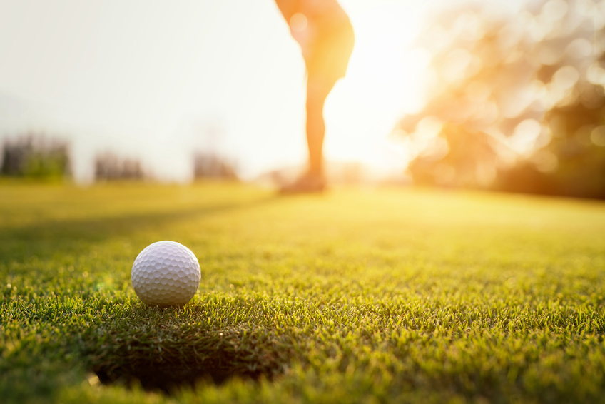 Fighting off the Winter Blues: 3 Benefits of Taking Golf Lessons