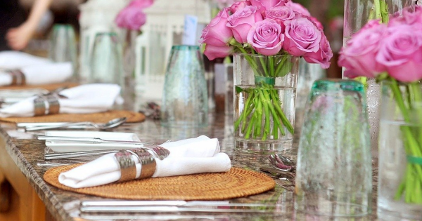 5 Tips On Planning the Perfect Rehearsal Dinner